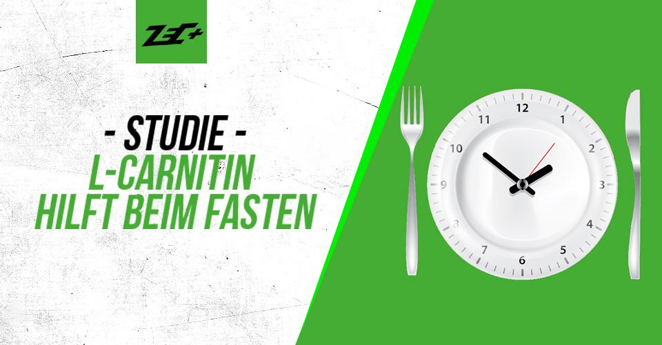 Studie: L-Carnitin hilft beim Fasten