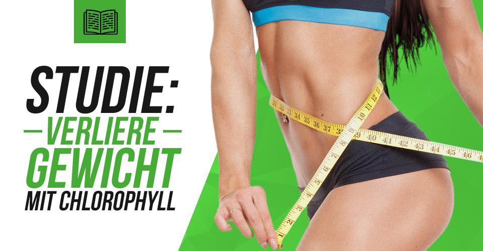 Studie: Verliere Gewicht mit Chlorophyll