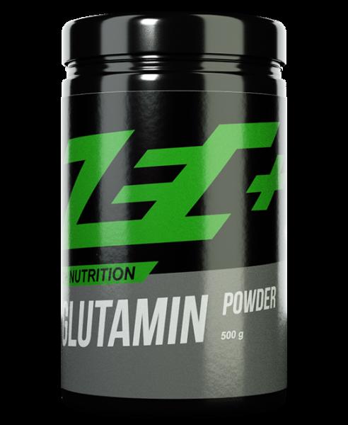 Reines L-Glutamin in Pulverform!
