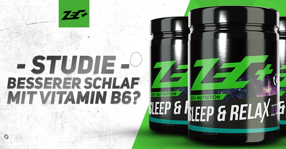 Studie: Besserer Schlaf mit Vitamin B6?