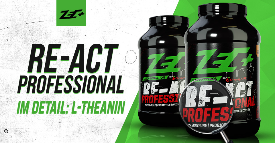 Re-Act Professional im Detail: L-Theanin
