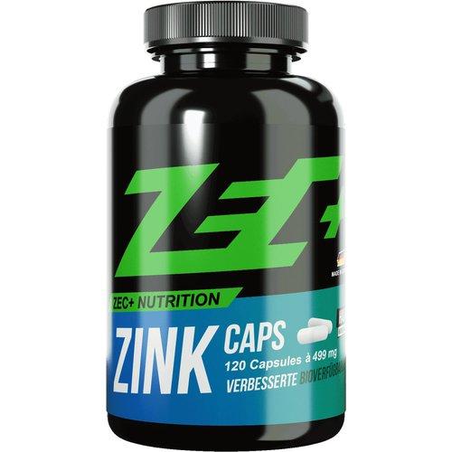 Hochwertiges Zink in bester Bioverfügbarkeit durch eine Bindung an Bisglycinat! 25 mg elementares Zink PRO KAPSEL!