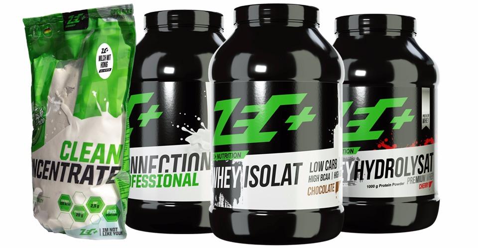4 Eiweiß Produkte für Bodybuilding