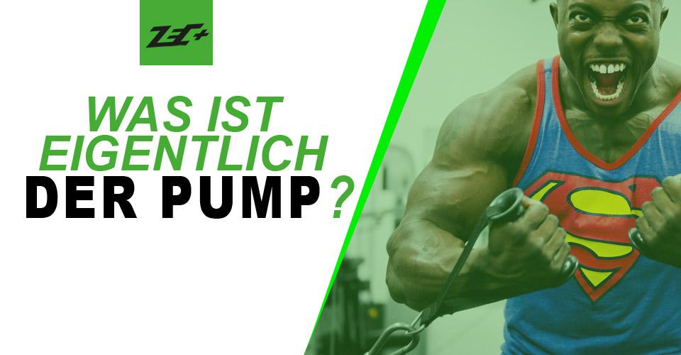Was ist eigentlich der Pump?